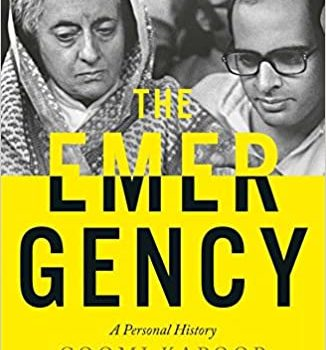 Book Cover: The Emergency-A Personal History