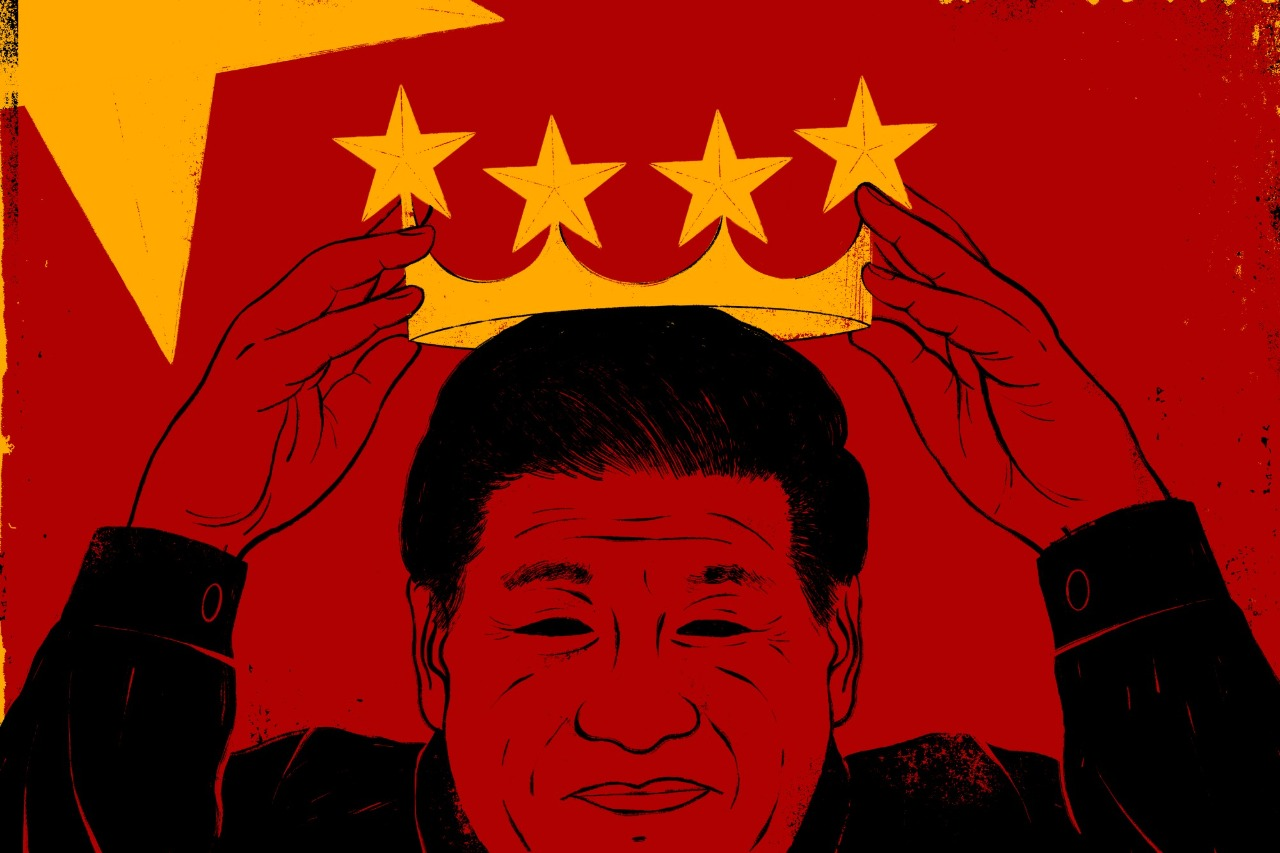China is fabricating chaos amongst Nations to attain dominance