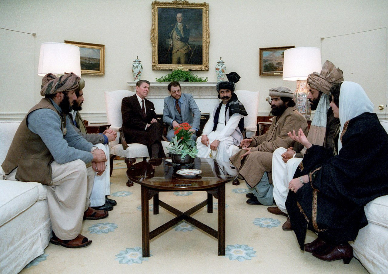 The Taliban Story: Ghost Wars: CIA, Taliban and Bin Laden (Part 11)