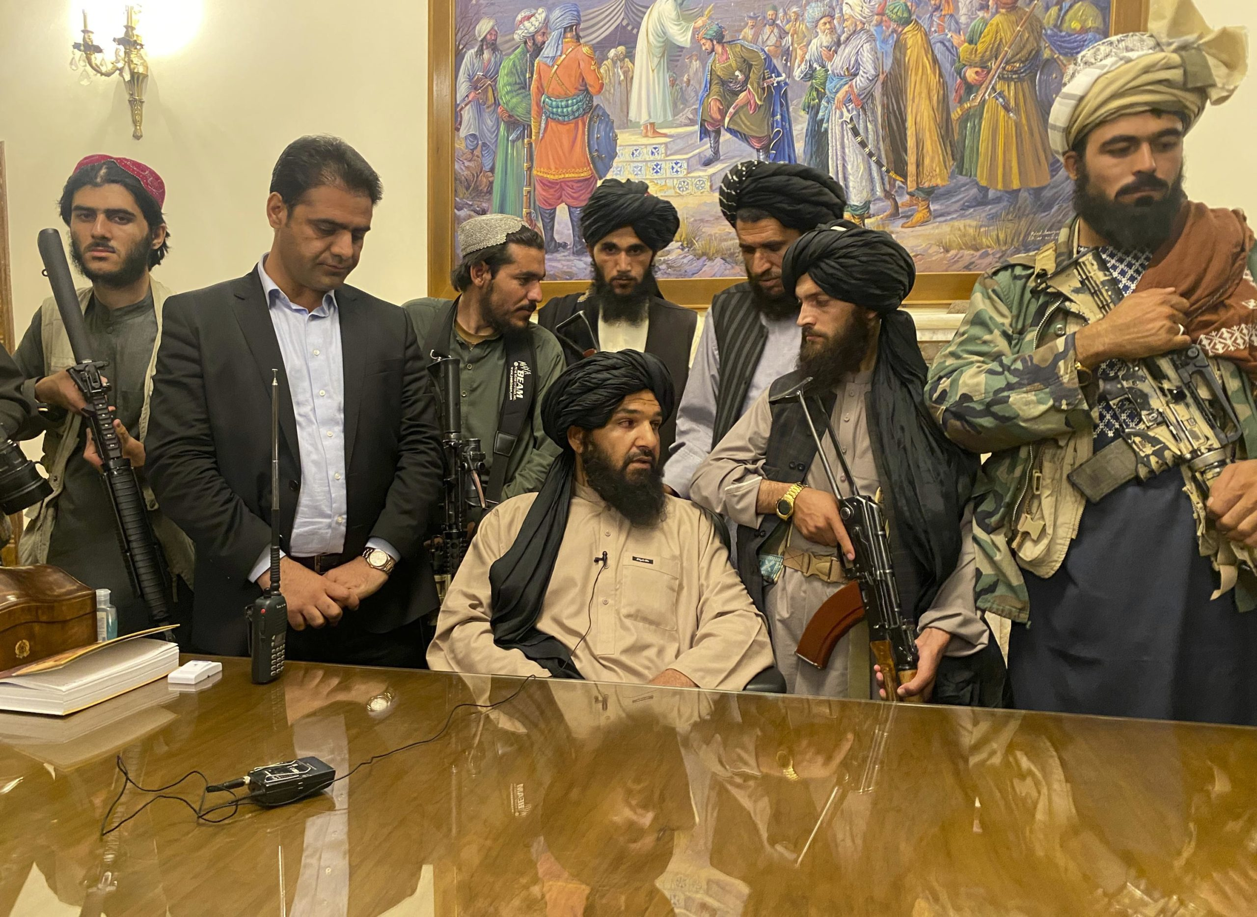 The Taliban Story: Beginning of the US misadventure: laying the ground for revival of Taliban (Part 20)