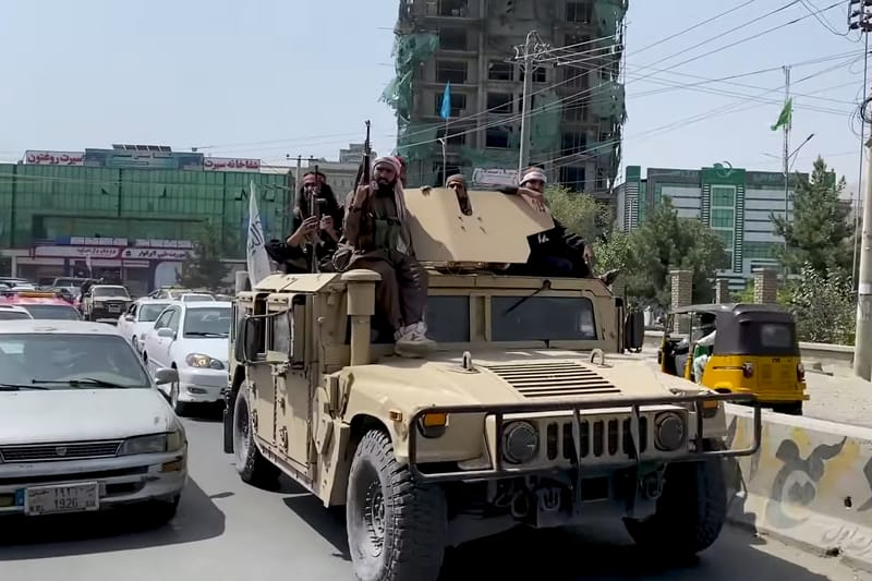 The Taliban Story: The Military Strategy of Taliban 2.0 (Part27)